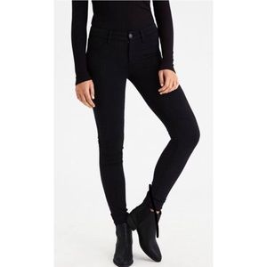 Black American Eagle Outfitters jeggings
